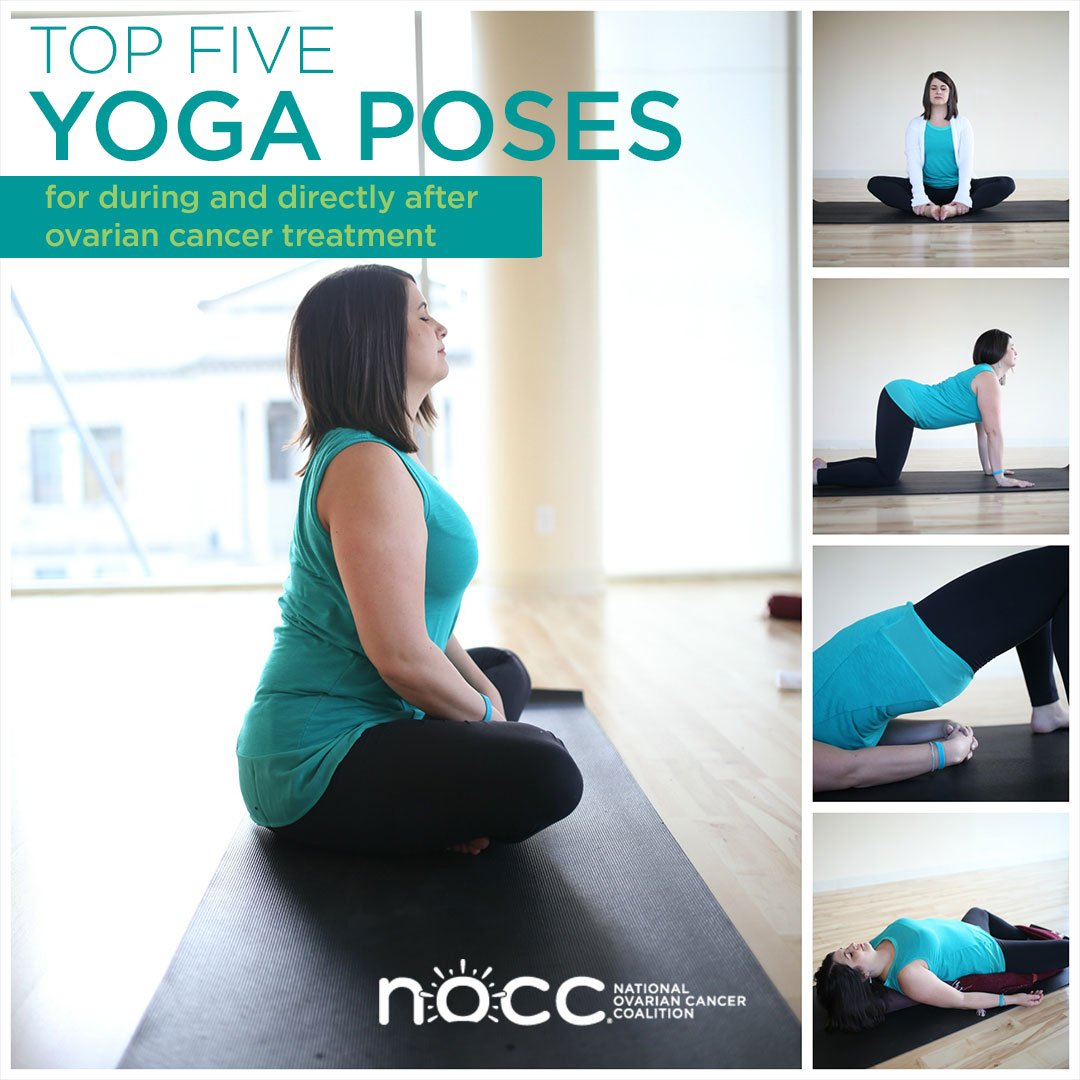 ovarian cancer yoga