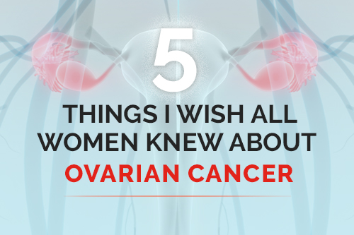 Ovarian cancer misdiagnosis stories.