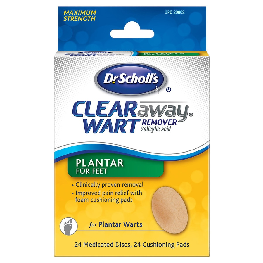 wart treatment and)