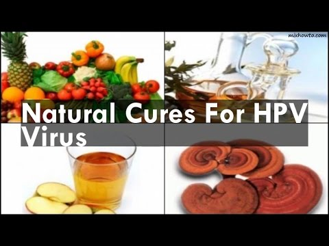 Hpv holistic treatment