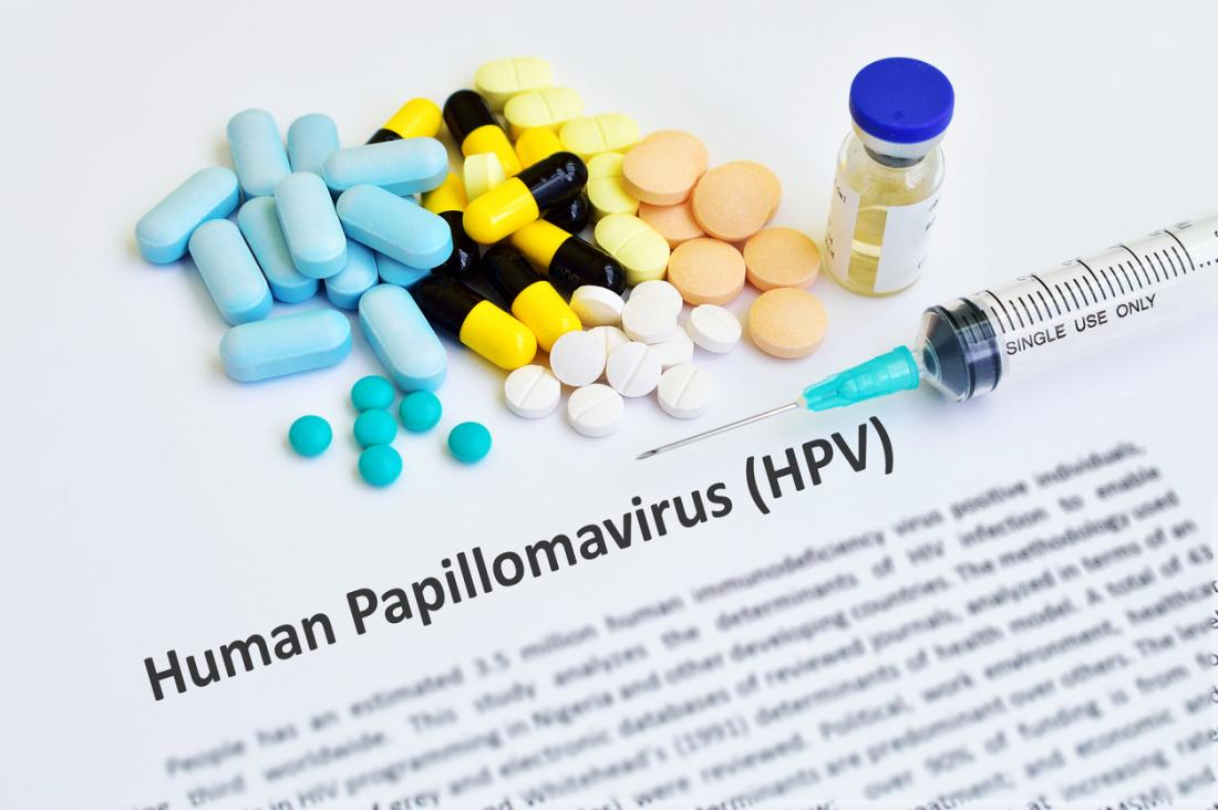human papillomavirus treatment)