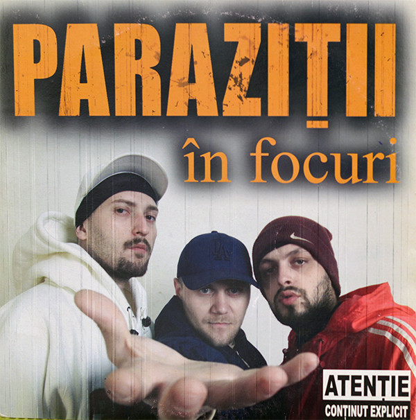 parazitii official facebook)