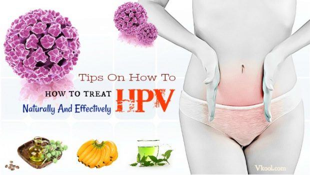 Hpv natural treatments,