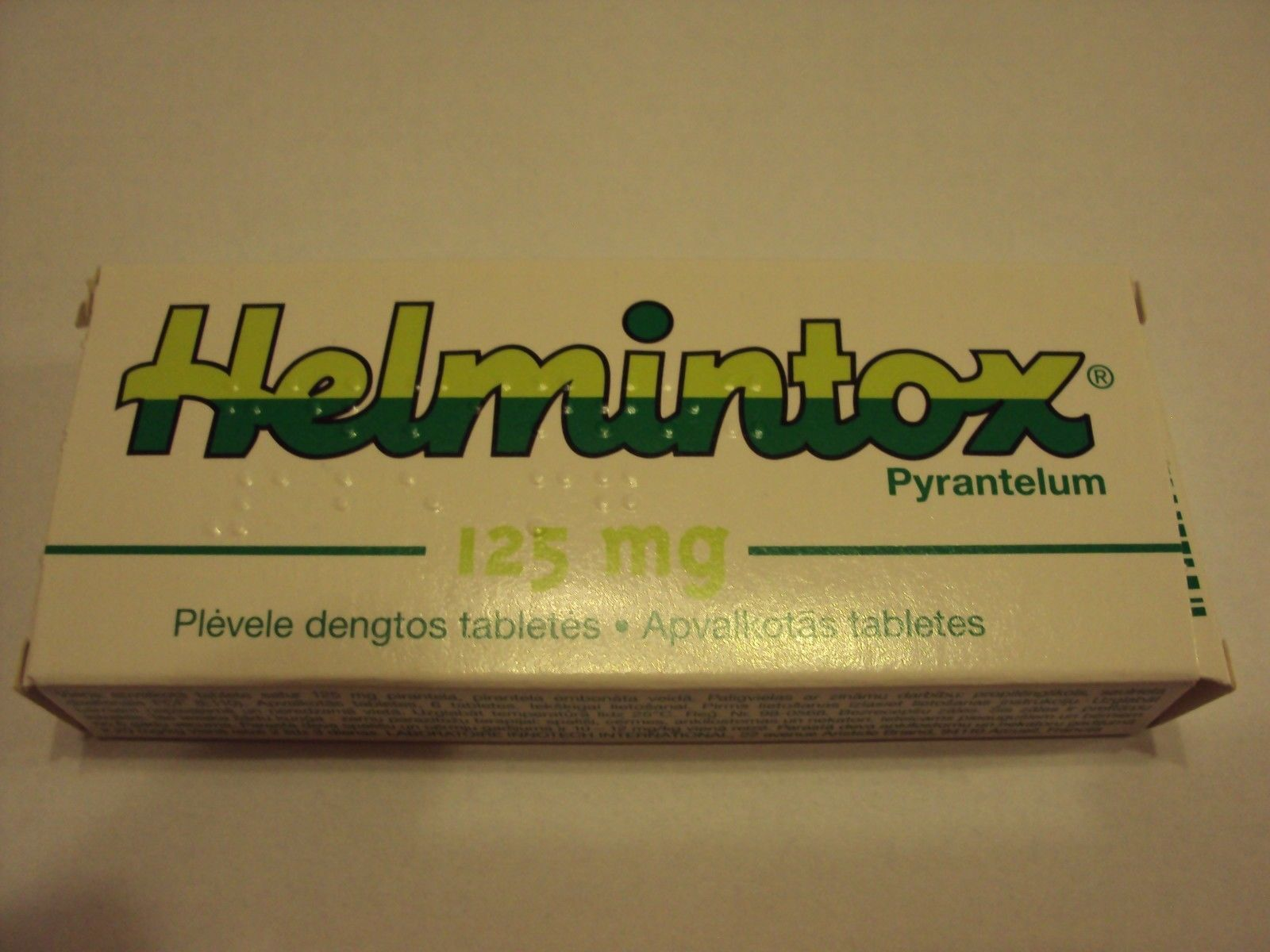 helmintox 125