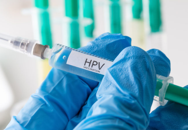 hpv valve meaning)