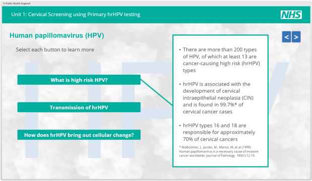 Hpv high-risk c (02) positive