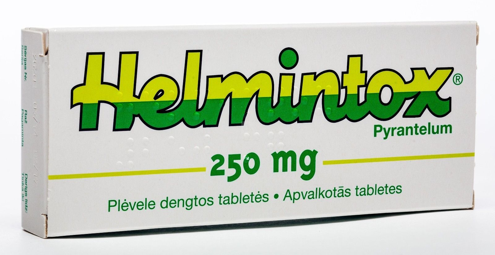 helmintox how to take