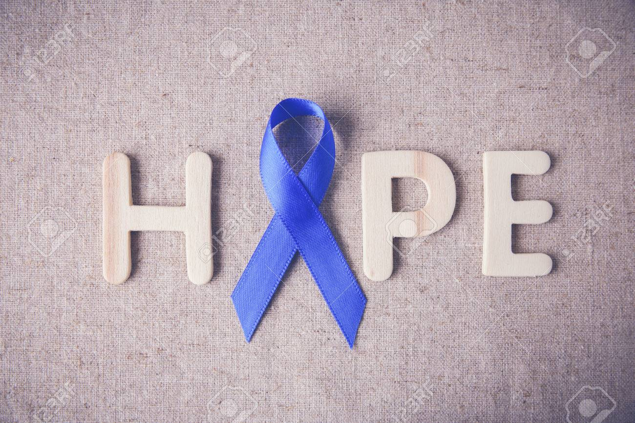 colorectal cancer in child)