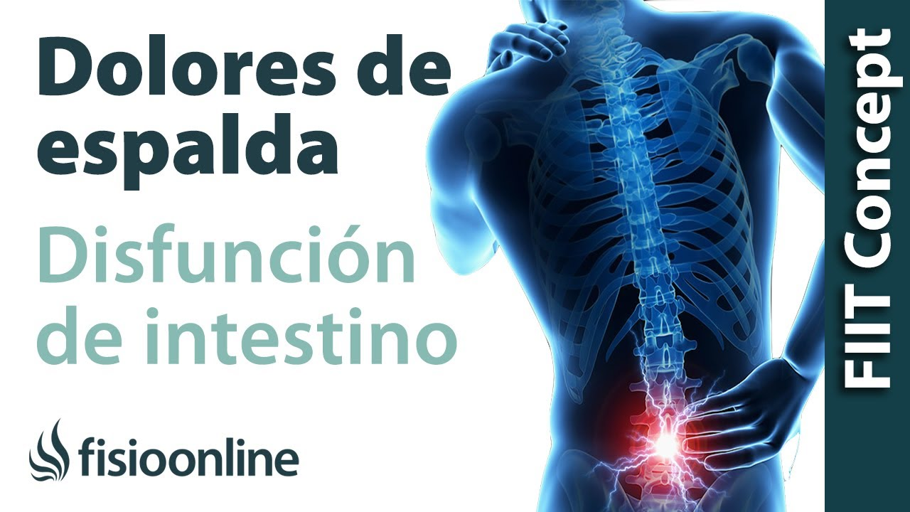 cancer de colon y dolor lumbar