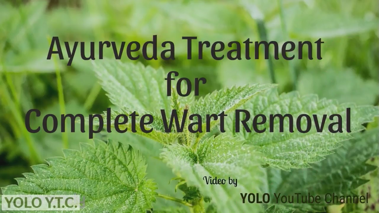 Hpv treatmentproiecte, Papilloma treatment in ayurveda