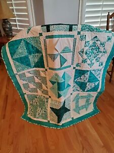 Ovarian cancer quilt pattern, Patch diabetic