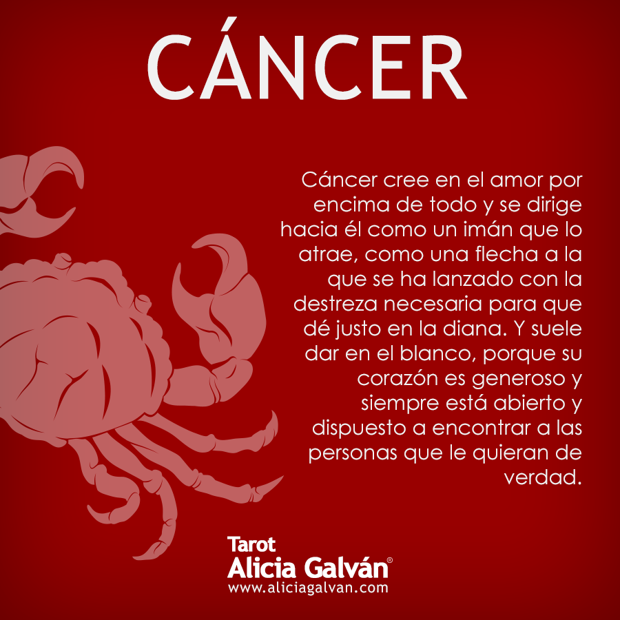 cancer que horoscopo es)