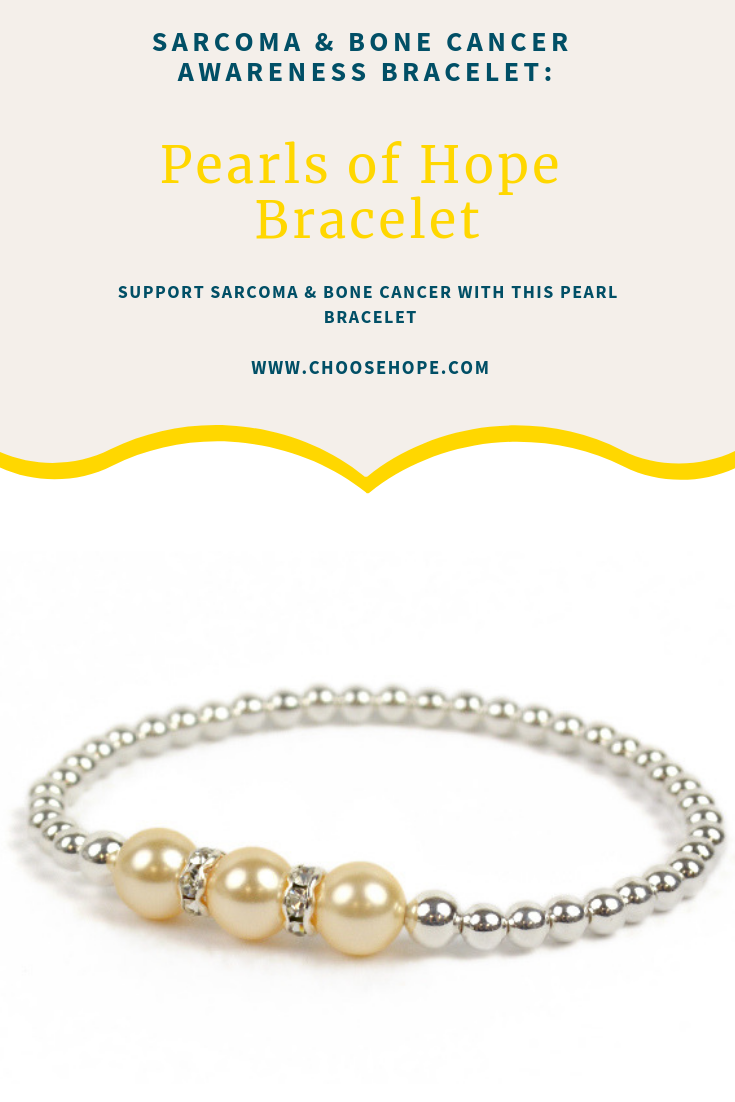 sarcoma cancer jewelry