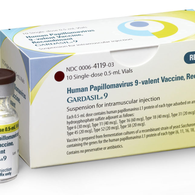 Vaccines and vaccination - NIPH - Hpv virus vaccine age limit