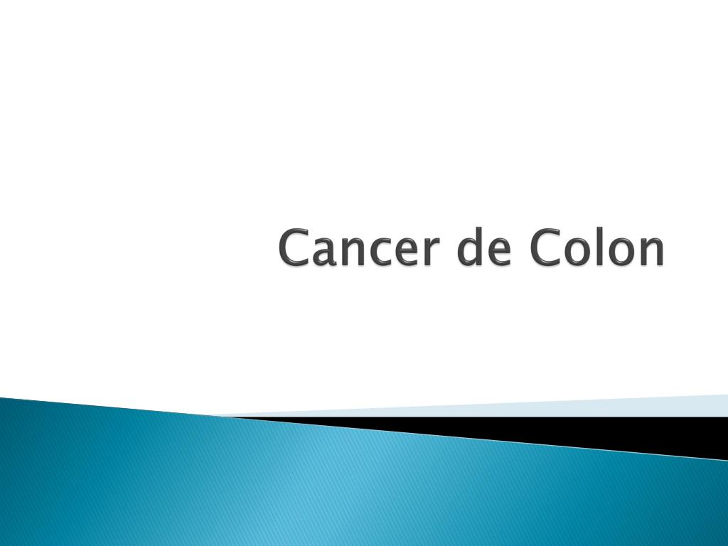 cancer de colon genetica