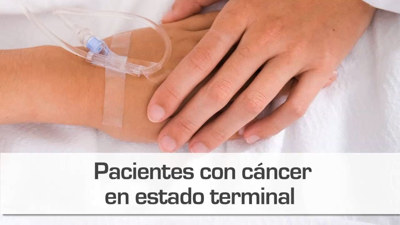 cancer de colon ultima etapa)