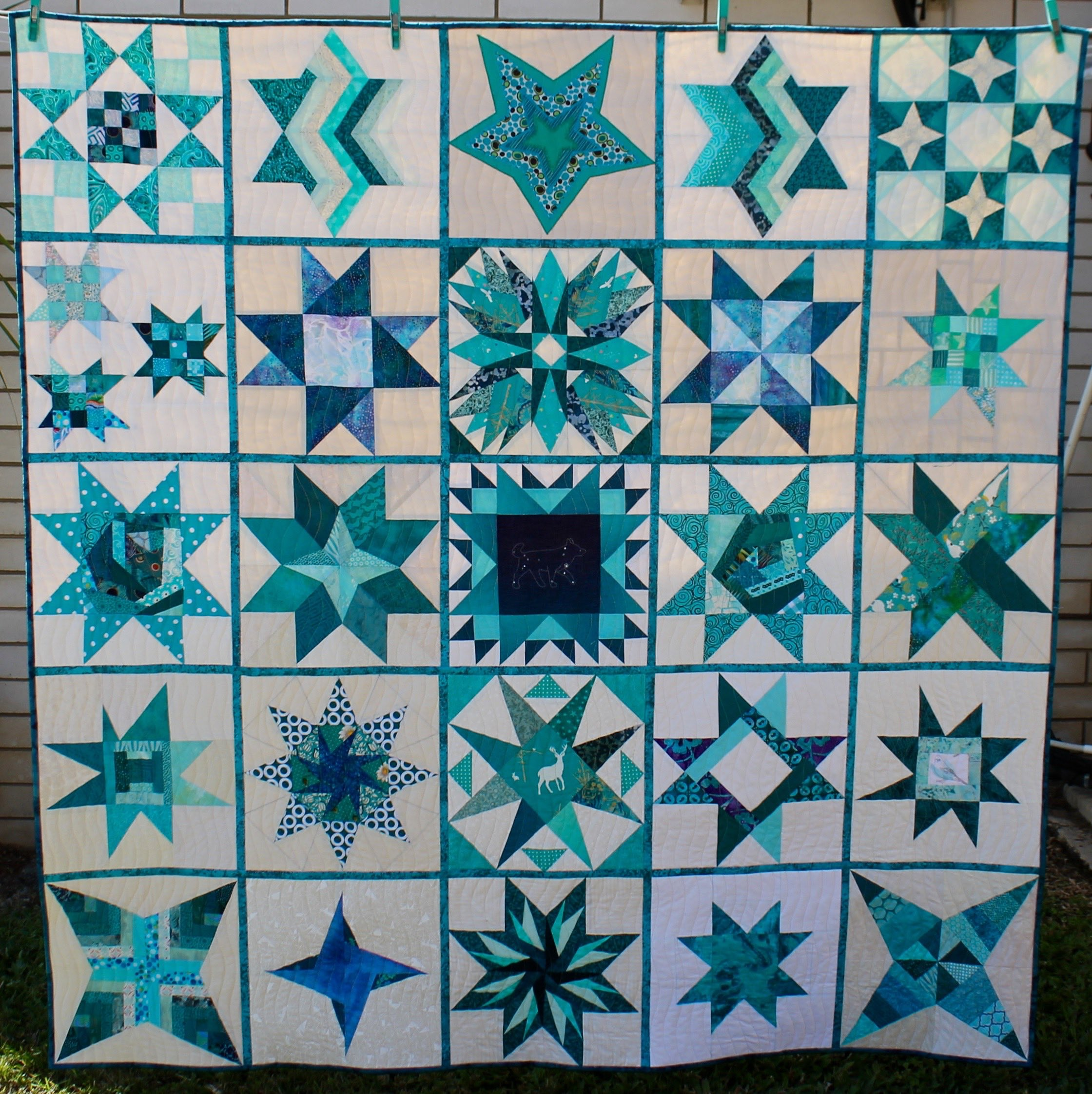 ovarian cancer quilt pattern simptomele paraziților de helmint