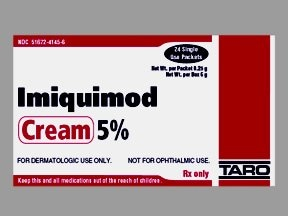 imiquimod cream for hpv