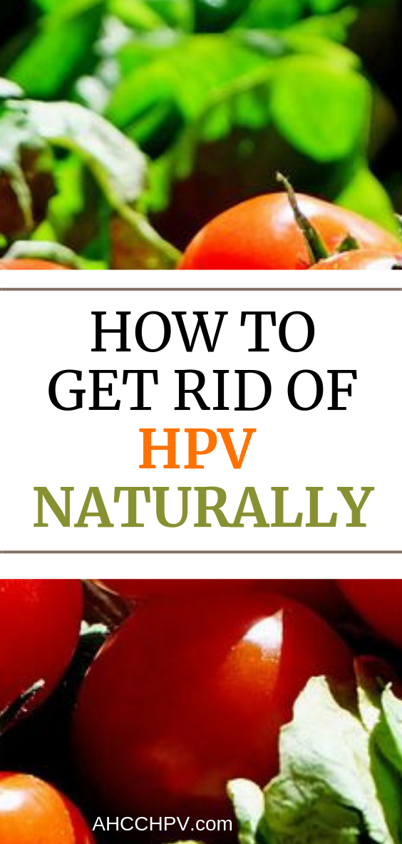 hpv cancer natural treatment)